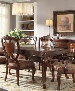 fancy royal manor dining room furniture collection