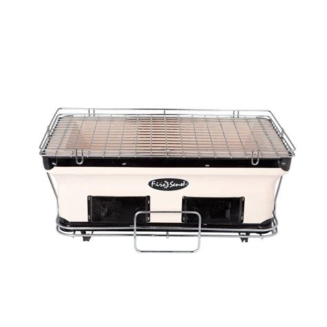 aussie walk a bout portable charcoal grill 4200 0a236