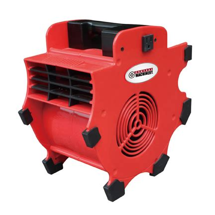 harbor freight industrial fans 3 speed portable blower