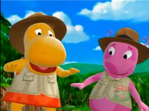 Backyardigans Flying Rock Iback Yardigans 1 Temporada