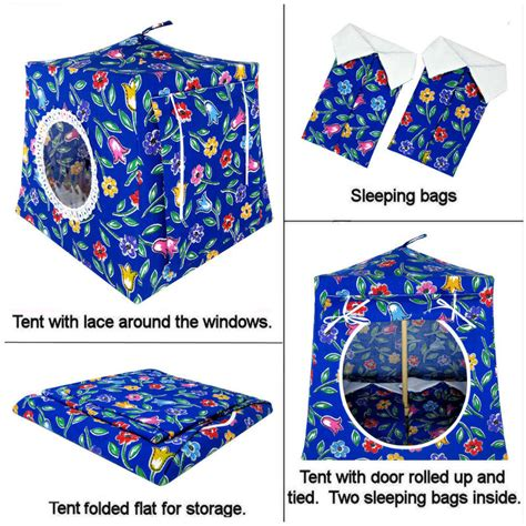 b toys light me to the moon royal blue play pop up tent 2 bags flower