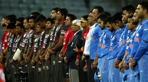 live cricket scores cricket scorecard and match predictions ind vs uae asia cup 2016 india thrash uae by nine