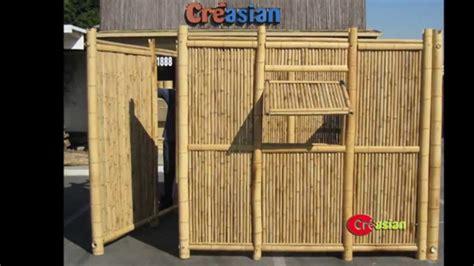 wall covering ideasdecorativecover bamboo creasian