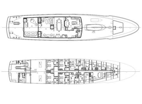 yacht turmoil layout albula yacht royal denship a s superyacht times