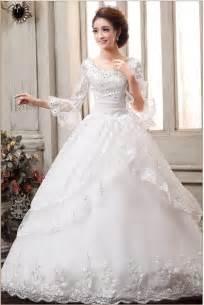 ver imagenes de vestidos de novia con manga vestidos de novia para embarazadas invierno 2018