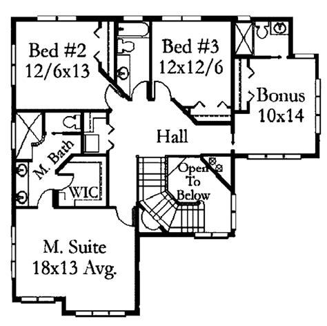 prairie style house plan 3 beds 2 5 baths 2979 sq ft prairie style house plan 3 beds 2 5 baths 2812 sq ft
