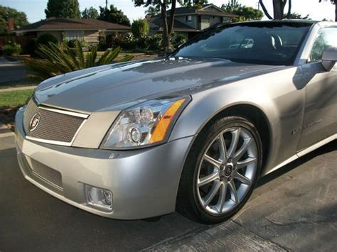 auto air conditioning service 2007 cadillac xlr v free book repair manuals sell used 2007 cadillac xlr v supercharged 22 000 mi 0ne of only 410 california car in goleta