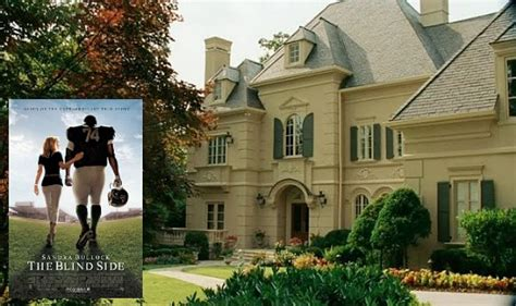 The Tuohy House In Quot The Blind Side Quot Movie