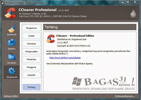 ccleaner 4 15 update 25 jun 2014 activator kaskus ccleaner professional 4 12 4657 full crack dtr