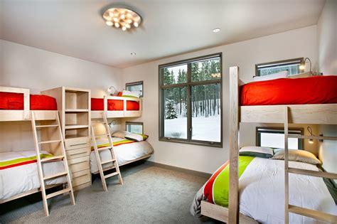 bunk rooms queen bunk bed bedroom traditional with bunk room bunks