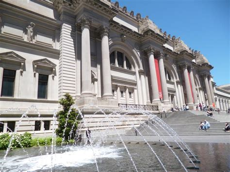 the metropolitan museum of top 10 museums in america