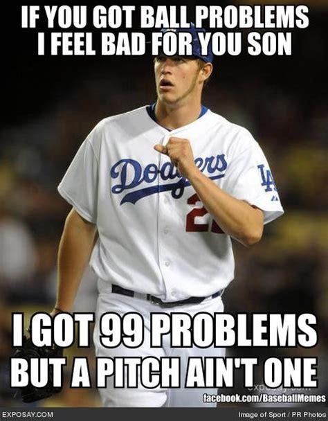 La Dodgers Memes - 2011 cy young winner clayton kershaw le sigh pinterest