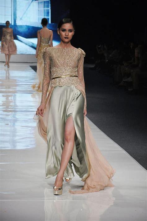 model baju2 ivan gunawan model gaun pesta ivan gunawan yang mewah dan elegan