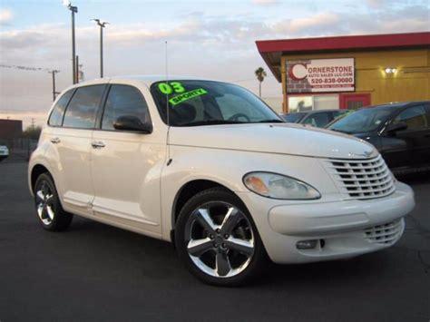 Tucson Chrysler by Used Chrysler Pt Cruiser For Sale In Tucson Az Edmunds