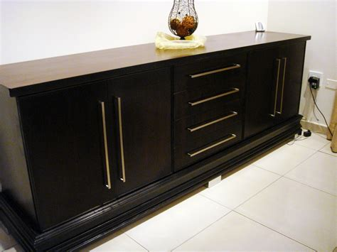Dining Room Side Board | custom carpentry dining room sideboard