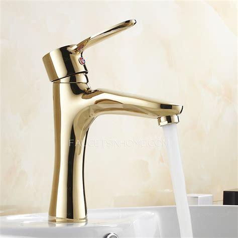 Cheap Shower Faucets by Cheap Antique Gold Copper Bathroom Sink Faucet