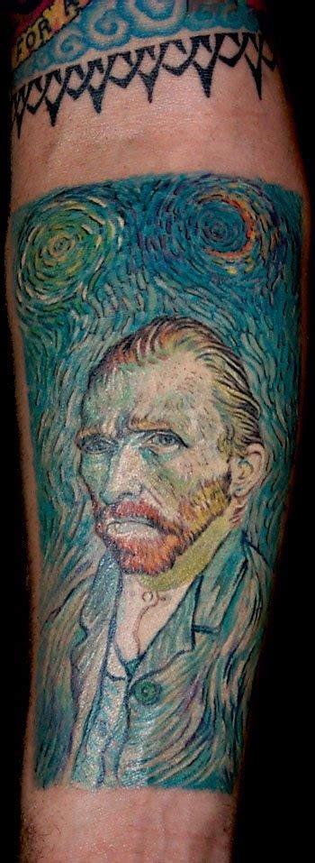 vincent van gogh tattoo anil gupta you
