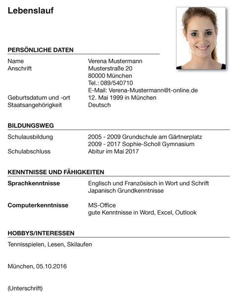 Bewerbung Deckblatt Kv Willkommen Beim Azubi Magazin M 252 Nchen