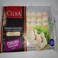 cedea chikuwa belanja   fahreza frozen food