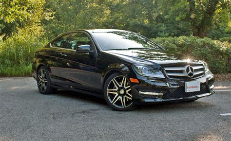 2013 mercedes c350 coupe 4matic review car reviews