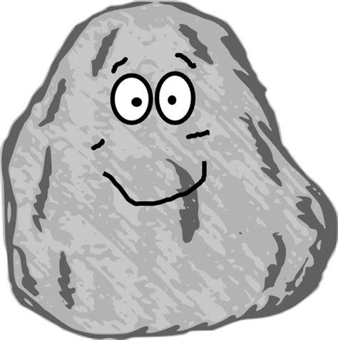 clipart rock mr rock clip at clker vector clip