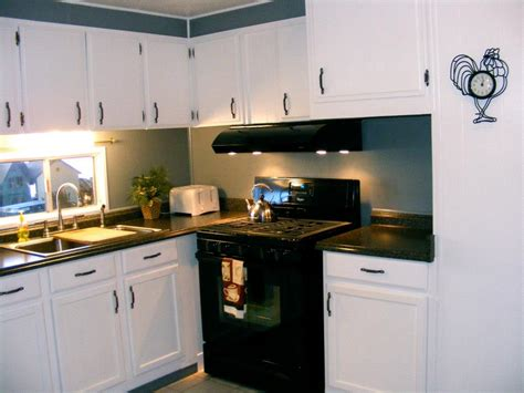 Mobile Home Kitchens by Single Wide Trailer Renovations Studio Design