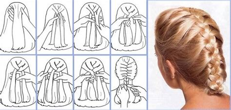braids hairstyles how to do how to make french braid hairstyle tutorials