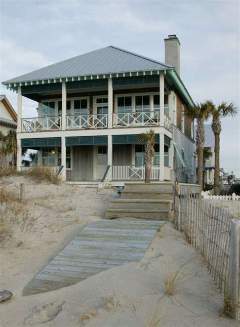 architects wilmington nc stylishbeachhome house exteriors in muted colors