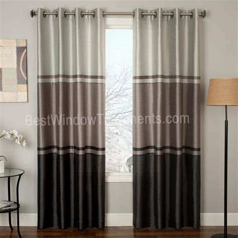 best window curtains granada grommet top curtain panel available in 2 colors