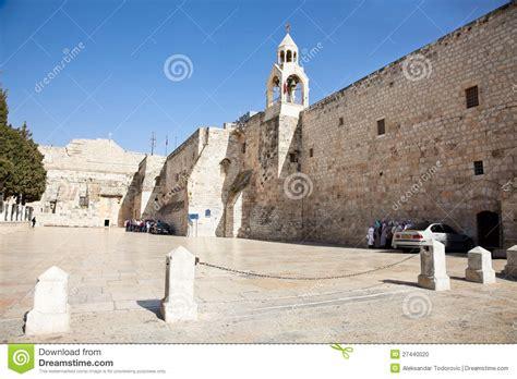 west bank bethlehem nativity church bethlehem west bank israel stock photo