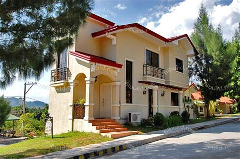 house design sles philippines family home on an uphill lot l house design ideas philippines