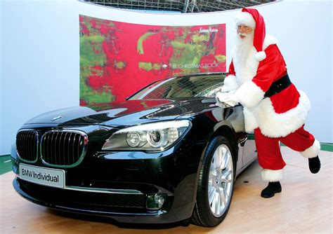 Bmw Of Santa Bmw 7 Series Neiman Edition Featured On Today Show