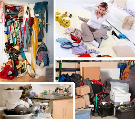 cluttered house health effects of having a cluttered home