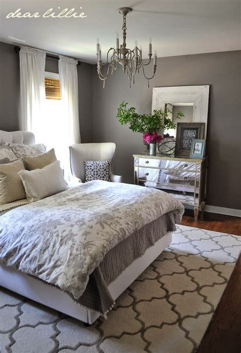 master bedroom inspiration - Gray Bedroom Inspiration