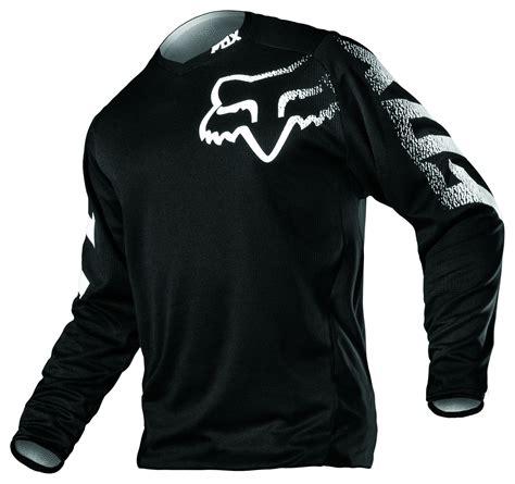 fox racing youth blackout jersey revzilla
