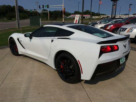 corvette stingray 3lt new 2016 chevrolet corvette stingray coupe z51 3lt
