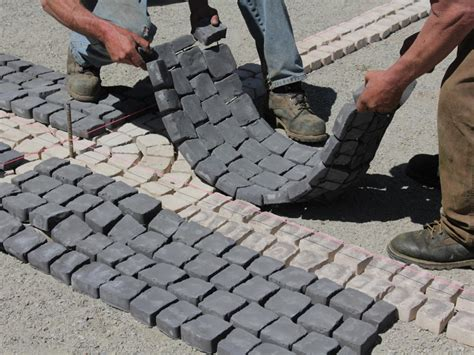 cobblestone pit how to install a cobblestone system how tos diy
