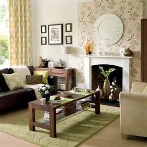 fresh green and chocolate living room housetohome co uk