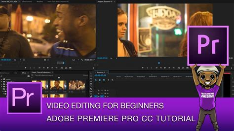 tutorial adobe premiere pro cc 2014 video editing for beginners premiere pro cc 2014