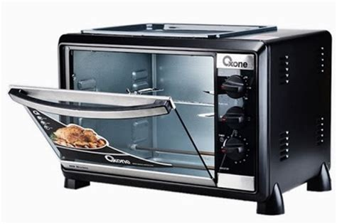 Oxone Oven 4 In 1 Ox 858br jual oxone oven 4 in 1 ox 858br murah bhinneka