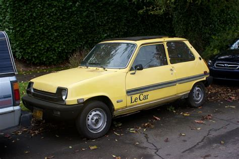 Le Car Renault by The Peep 1978 Renault Le Car
