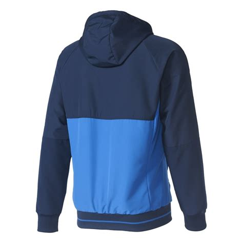 Jaket Adidas Navi adidas tiro 17 pre jacket collegiate navy blue white