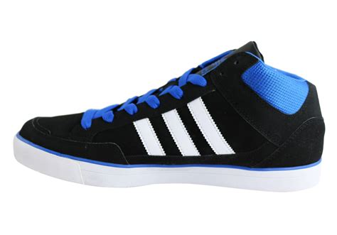 adidas vc 1000 mens lace up casual sneakers sport shoes hi tops brand house direct