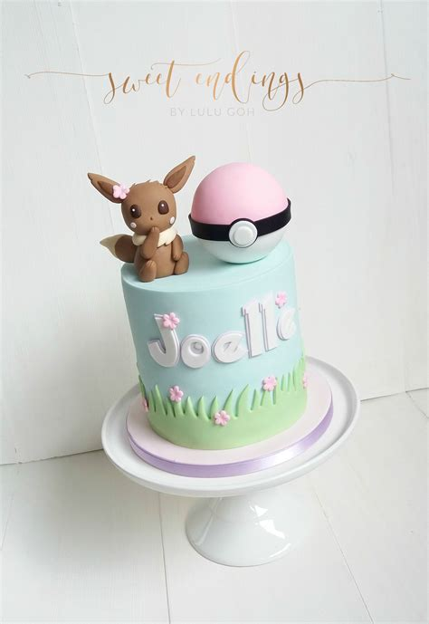 girly spin  pokemon cakes love  pastel colors  pink pokeball   ultra cute
