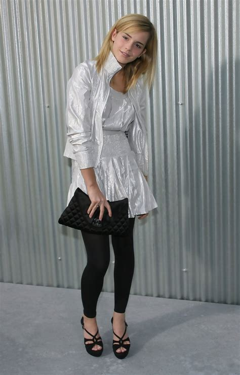 Is Watson To Be The New Of Chanel by Watson In Celebrites Attend Chanel Fashion Show