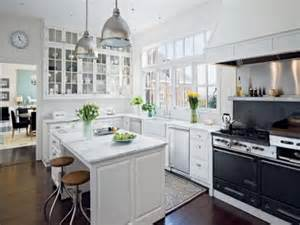 white country style kitchen units with country style
