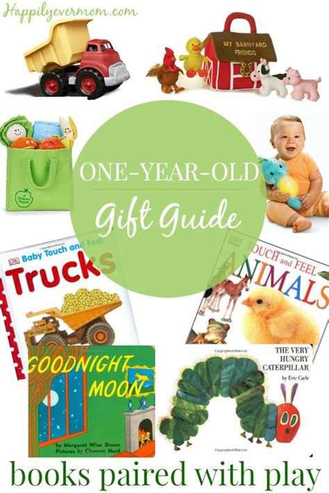 1 year old gifts books paired with toys toys birthdays