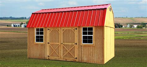 backyard outfitters inc lofted barn cabin lofted barns backyard outfitters