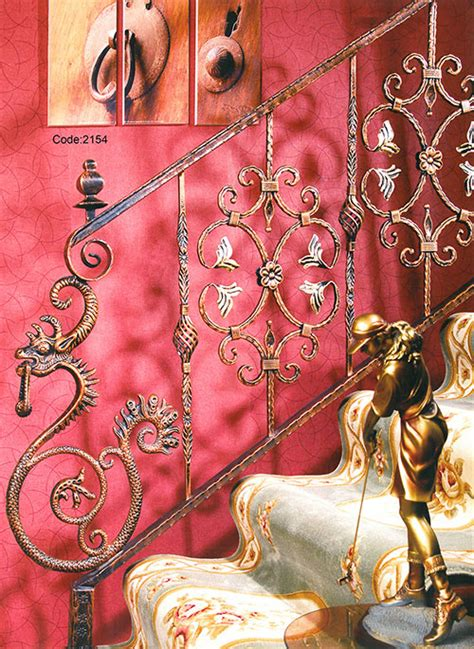 banister iron works wrought iron ornamental stair railings