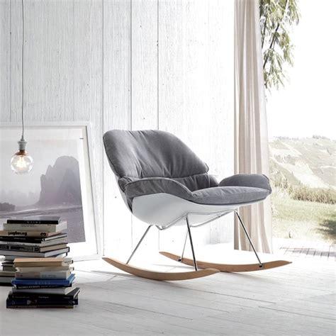 sedie tessuto design sedia la seggiola hansel tessuto design a dondolo sedie